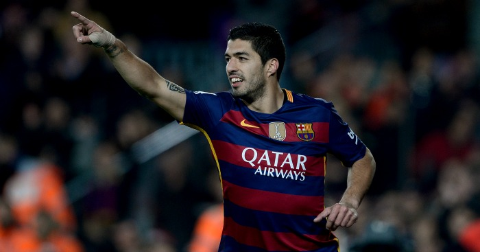 LLuis Suarez: Open to a Liverpool return