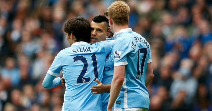 Manchester City: Tipped to beat Leicester City