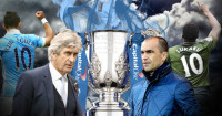 Manchester City v Everton: Capital One Cup semi-final