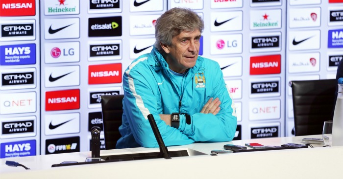Manuel Pellegrini: Preparing players for trip to Newcastle