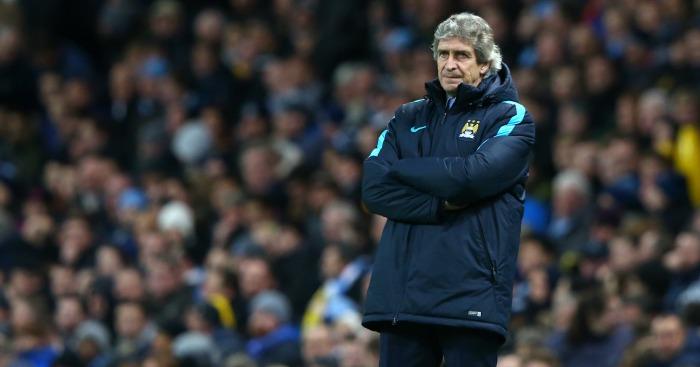 Manuel Pellegrini: Has sympathy for under-fire United boss
