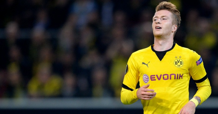 Marco Reus: Wanted by Mourinho