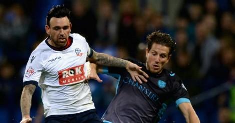 Mark Davies: Set for Wednesday switch