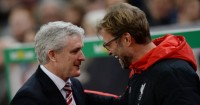Mark Hughes: Stoke City boss credited Liverpool's display