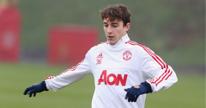Matteo Darmian: Inspired by Gary Neville and Patrice Evra achievements