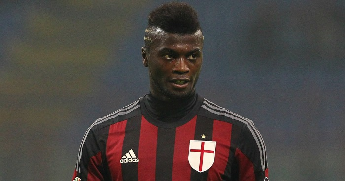Mbaye Niang: Linked with Leicester switch