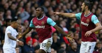 West Ham: Inflicted more misery on Liverpool at weekend