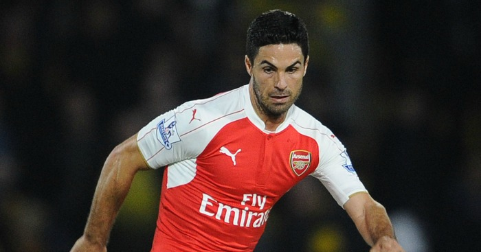Mikel Arteta: Could move into coaching at Man City