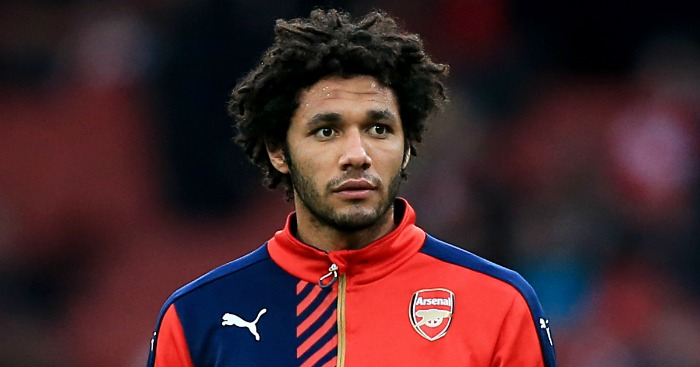 Mohamed Elneny: Joined Arsenal from Basel