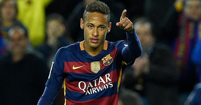 Neymar: Still on United radar