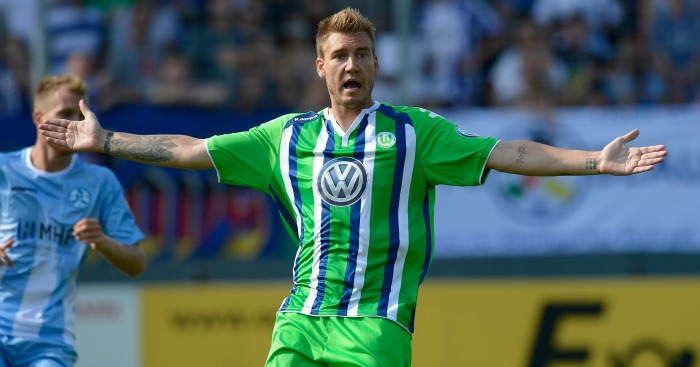 Nicklas Bendtner: Signs two-year deal at the City Ground