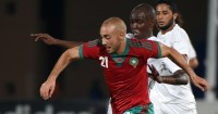 Nordin Amrabat: Linking up with Watford