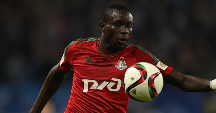Oumar Niasse: Set to join Everton from Lokomotiv Moscow