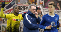 Odion Ighalo, Laurent Blanc & John Stones in the news