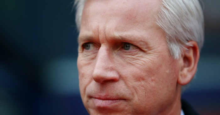 Alan Pardew: Criticised Deli Alli