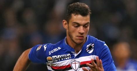 Pedro Pereira: Sampdoria right-back linked with Leicester City