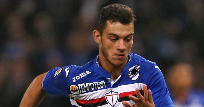 Pedro Pereira: Sampdoria right-back linked with Leicester City