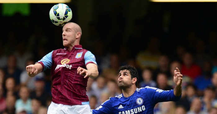 Philippe Senderos: Did not play for Villa this season