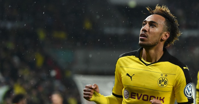 Pierre Emerick-Aubameyang: Forward an Arsenal target