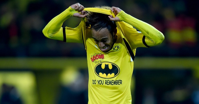 Pierre-Emerick Aubameyang: Manchester United's top transfer target