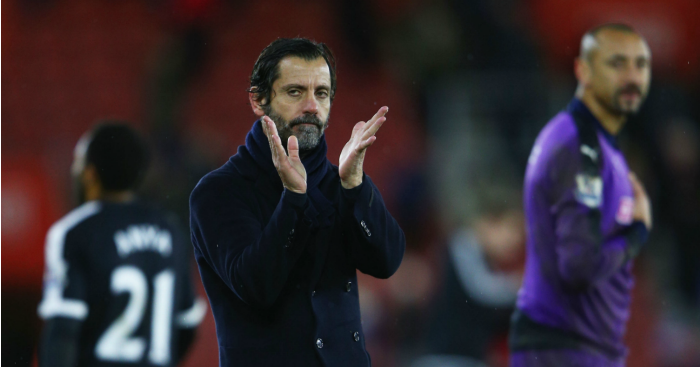 Quique Sanchez Flores: Manager unconcerned by form