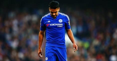 Radamel Falcao: Struggled to make an impact at Chelsea