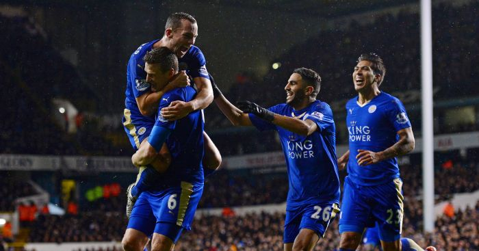 Robert Huth: Late header earned victory at Spurs