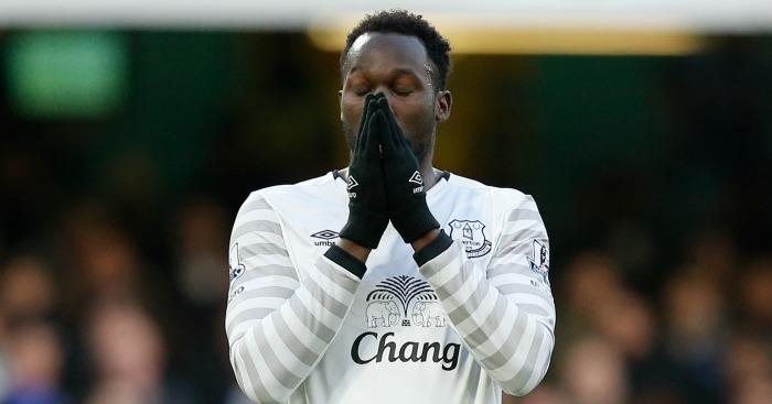 Romelu Lukaku: Has three in three for Everton in the FA Cup