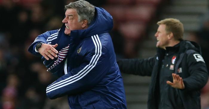 Sam Allardyce Sunderland