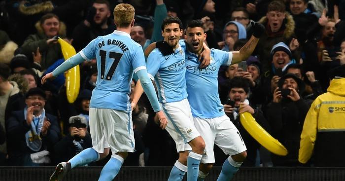 Manchester City: Backed to beat Tottenham