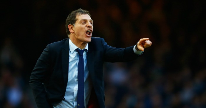 Slaven Bilic: Was getting ready for a replay