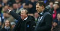 Steve McClaren: Hailed debutant Jonjo Shelvey