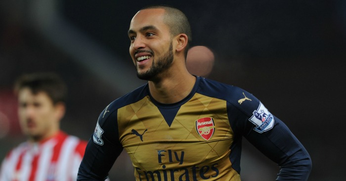 Theo Walcott: May havea future away from the Emirates Stadium