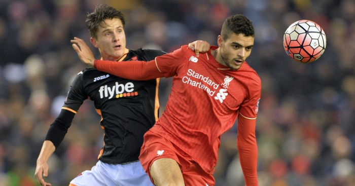 Tiago Ilori: Defender waited two years for Liverpool debut