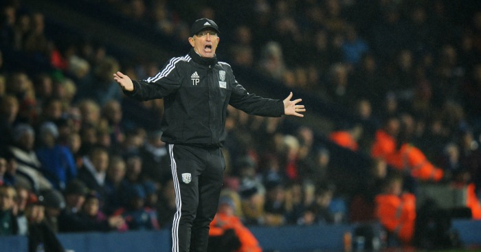 Tony Pulis: Dismayed with treatment of the FA Cup