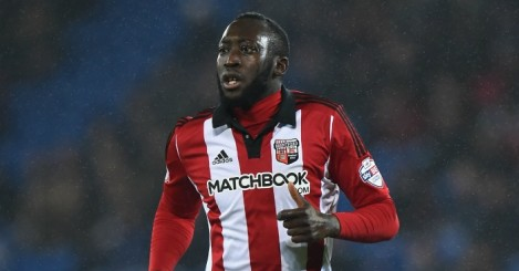 Toumani Diagouraga: In-demand Brentford midfielder