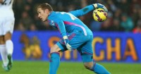 Gerhard Tremmel: Goalkeeper joined Swansea in 2011