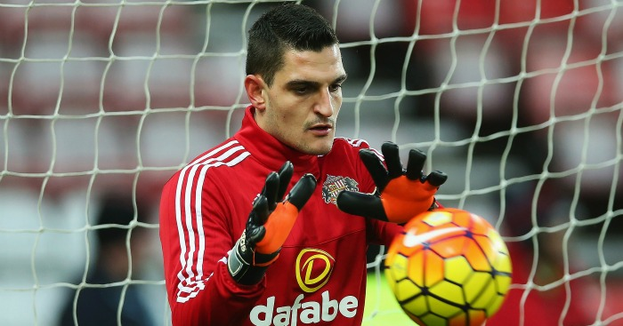 Vito Mannone: Goalkeeper vows to keep battling