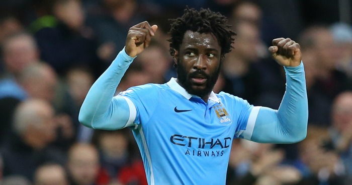 Wilfried Bony: Swansea City want striker back from Manchester City