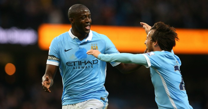 Yaya Toure: Has scored in four of last five games against Crystal Palace