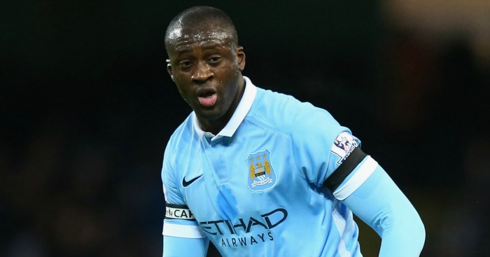 Yaya Toure: Linked again with Manchester City exit