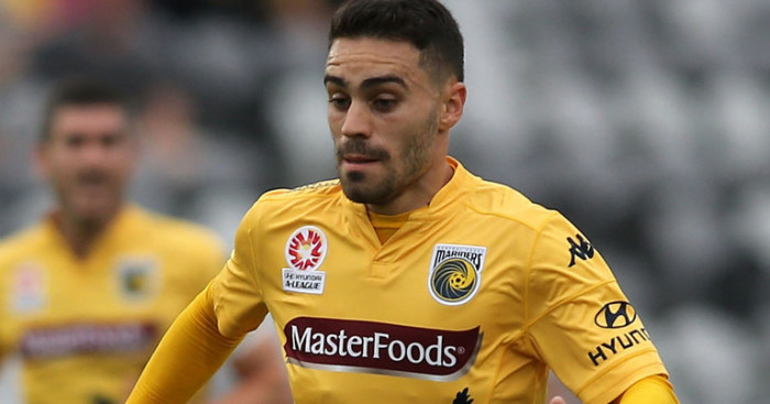 Anthony Caceres: Signs for City - and is loaned out immediately