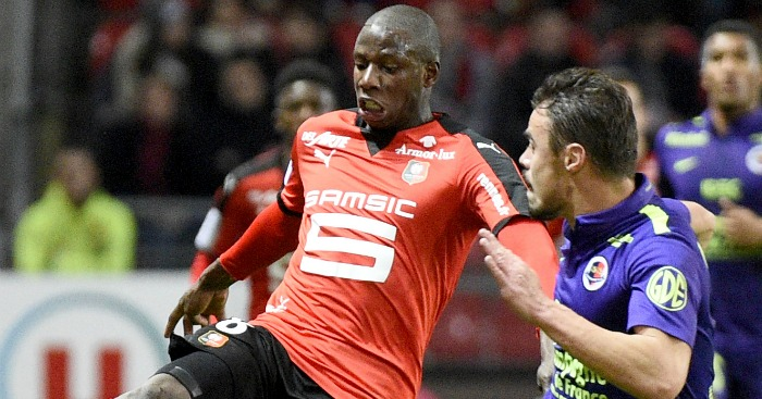 Abdoulaye Doucoure: Rennes midfielder signs for Watford