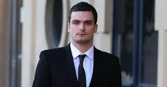 Adam Johnson: Sentenced to six years in prison