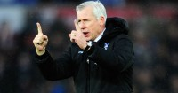 Alan Pardew: Rules out England job - for now