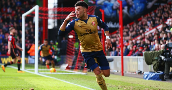 Alex Oxlade-Chamberlain: Winger in and out of Arsenal side