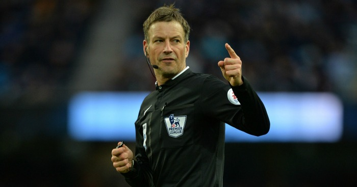 Clattenburg: Set for Euro 2016 final