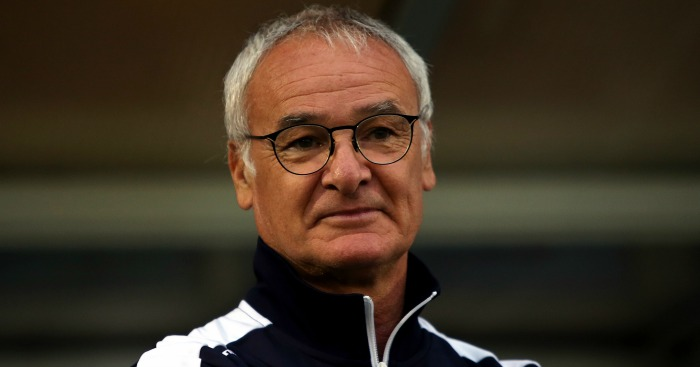 Claudio Ranieri: Says no-one will remember Leicester if they finish second