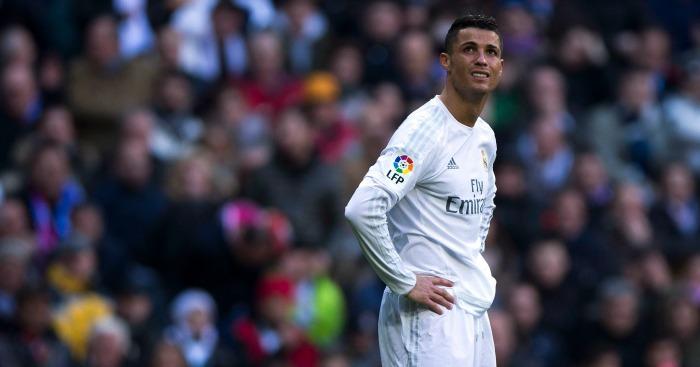 Cristiano Ronaldo: Unhappy at Hazard links