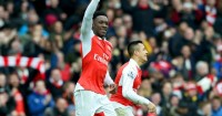 Danny Welbeck: Earned Arsenal 2-1 win over 10-man Leicester